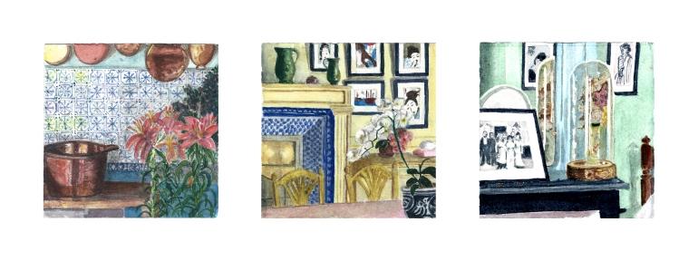 Monet's interior 300